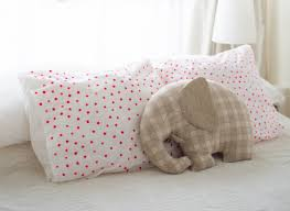 Polka Dot Pillowcases Adorable Craft Of The Day Pretty Polka Dot Pillowcases HuffPost