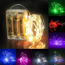 Battery Operated Christmas Lights 2 55aud 5m String Fairy Light 50 Led Battery Operated Xmas