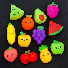 Fruit Mochi! 🍎🍇🍊