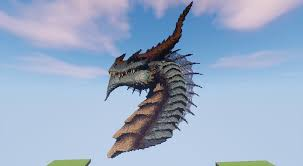 / see more ideas about minecraft ender dragon, minecraft, minecraft drawings. I Made A Dragon Head In Minecraft Gaming