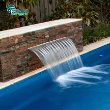 china outdoor stainless steel swimming