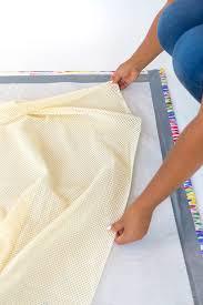 Fabric Rug Diy Diy Area Rug From Fabric Roselawnlutheran