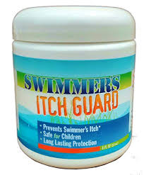 Amazon.com : Swimmers Itch Guard Cream - Prevent Swimmers Itch, Duck ...