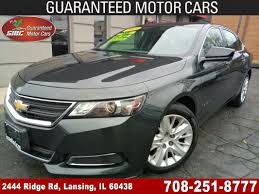 Used 2015 Chevrolet Impala LS in Lansing