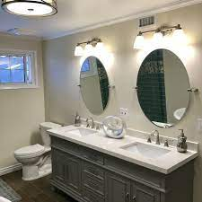 Oval Bathroom Mirror Design Ideas Ovalbathroommirror Bathroom Layout Bathroom Mirror Oval Mirror Bathroom