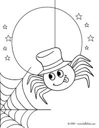 Small Picture Dreadful tarantula coloring pages Hellokidscom