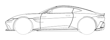 2331x862 do these patent drawings show the new 2018 aston martin vantage