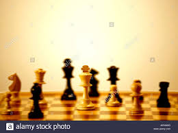 Fun Business Games Game Chess Chess Board Black White Competition Strategy Business