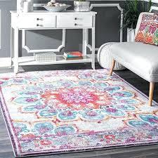 vintage pink rug vintage fl mandala pink rug vintage pale pink rug