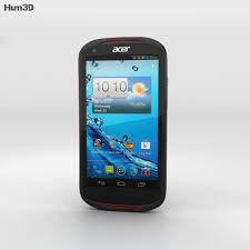 Acer Liquid E1 Black 3D model ...