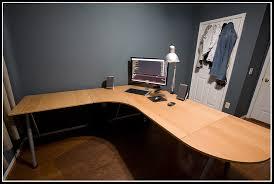 corner office table. Black Desk Pad For IKEA Galant \u003d $15 | Ikea Desk, And Desks Corner Office Table