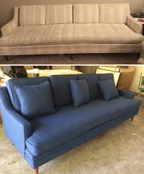 mid century modern couches. MidModMich - Mid-century Living In Michigan: Recovering Midcentury Modern Furniture Mid Century Couches
