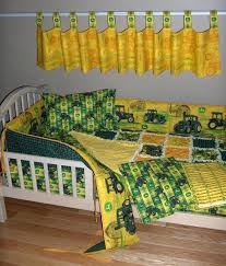 tractor bedding set large size