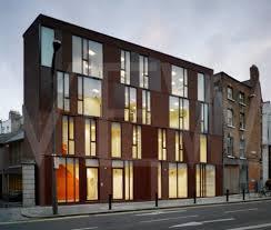 office facade. lincoln place office building europe ireland dublin 2009 mccullough mulvin view of facade fro