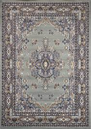 large persian rug silver gray area rug 6 x 8 oriental carpet actual 5 2 x large persian rug