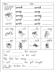 Download free, printable phonics worksheets and activities on a variety of topics such as click on the category or resource type below to find printable phonics worksheets and teaching activities. Consonant Digraph Wr Studyladder Interactive Learning Games