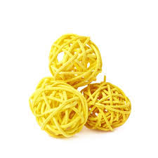 Decorative Straw Balls