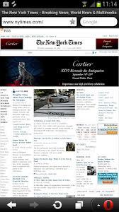 Opera Mini web browser | Duyệt Web - Thegioididong.com