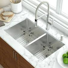 undermount single bowl kitchen sink kitchen sink inch stainless steel single bowl kitchen kraus forteza 32