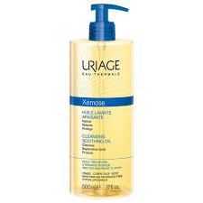 <b>Масло для лица</b> Uriage Xemose Очищающее <b>успокаивающее</b> ...