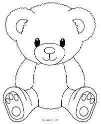 polar bear coloring printable page pages bears view x anime awesome bear coloring