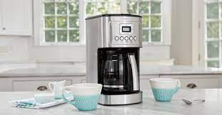 No one tests coffee makers like we do. Cuisinart Cuisinart 14 Cup Programmable Coffeemaker A Kitchen Essential