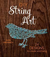 Diy String Art Enter To Win A Diy String Art Book