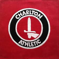 charlton athletic custom logo rug