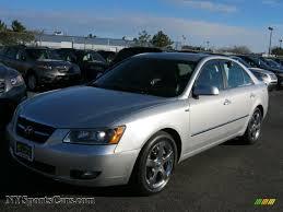 2007 Hyundai Sonata Limited V6 in Bright Silver - 263023 ...