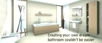 Designing Bathrooms Online Awesome Design