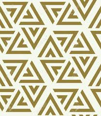 Graphic Simple Ornamental Tile Vector Repeated Pattern Made