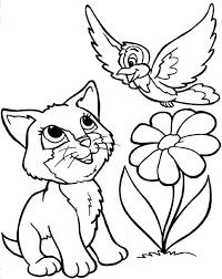Più Recente Gattini Da Colorare E Stampare Disegni Da Colorare