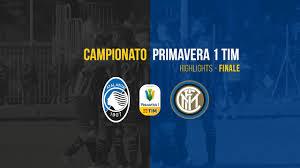 Finale Primavera 1 TIM   Atalanta-Inter 1-0