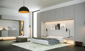 light grey bedroom furniture. zurfiz supermatt dust grey u0026 light bedroom furniture r