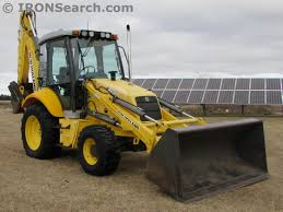 New Holland B95c Warning Lights 2007 New Holland B95 Tractor Loader Backhoe For Sale In