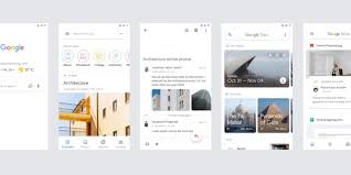 Gmail App New Design Google Material Demo Reel Shows Off Revamped Gmail Drive On