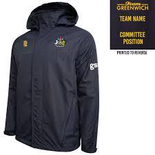 image sur team greenwich dual fleece lined jacket