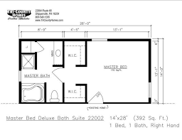 Master Bedroom Addition Plans Set