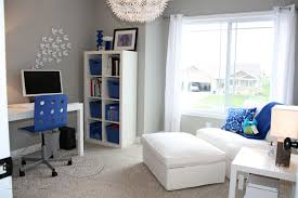 at home office ideas. Phenomenal Blue Home Office Decorating Inexpensive At Ideas