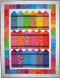 Many different quilt patterns shown here on Quiltbug.com WOW! DL ... & The Virginia Quilter - Quilting Patterns - Bits n Pieces Patterns - Crayons… Adamdwight.com