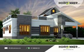 Small Picture 1676 sqft 3 Bhk Single Floor Low Cost Kerala Home Design