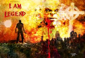 Image result for i am legend matheson