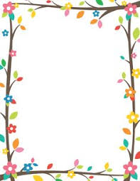 Small Picture borders and frames clip art Rainbow Hearts Border Frame Free