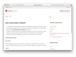 faster more personalized todoist support todoist blog fast customer service in as many languages as possible
