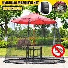 outdoor umbrella shaped mosquito