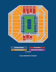 Indian Wells Tennis Seating Chart Louis Armstrong Stadium Seating Chart Topnotch Tennis Tours