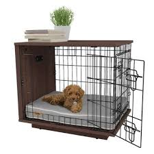 furniture pet crates. Perfect Crates Fido Studio 24 Dog Crate  Walnut And Furniture Pet Crates