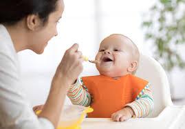 Thực đơn ăn dặm cho bé 6-12 tháng tuổi theo chuẩn của viện dinh dưỡng