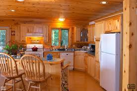 kitchen wood furniture. View Larger Image Log Home Kitchen, Wood, Near Lindsay Ontario Kitchen Wood Furniture