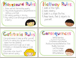 Rules And Consequences Chart The Diary Of A Teachaholic Rules Rewards And Consequences